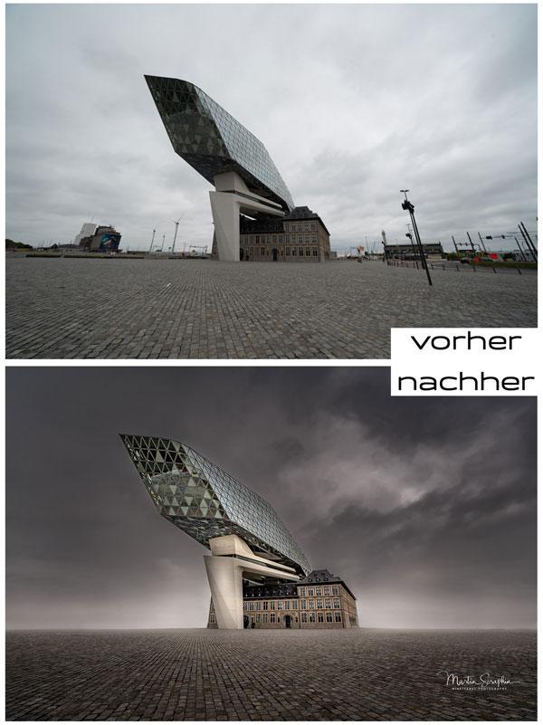 Fotograf Düren - Bildbearbeitung Fotomontage Martin Seraphin